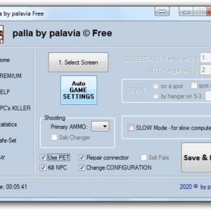 Palavia Palladium Bot